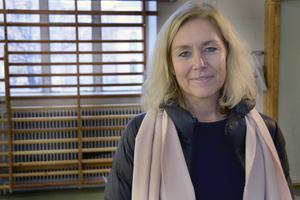 Pia Söderlund, verksamhetschef på Favi.