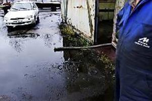 Arkivbild: GUN WIGHUtsläpp. Ett verkstadsföretag släppte i november 2000 ut slamhaltigt vatten. Det skedde i samband med att personalen tömde lokalen då verksamheten skulle avvecklas.