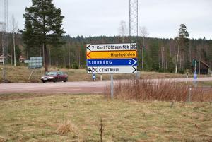 Önskelista. Kommunen vill att vägverket i första hand satsar på nya trafiksäkrare korsningar i kommunen. Bland annat vid Hjortgården - Riksväg 70, i Vikarbyn.