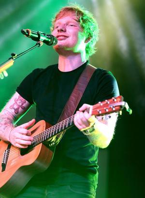 Ed Sheeran fick sin konsert flyttad till Globen efter ett högt tryck på biljetter.