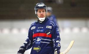 Oscar Jonsson, Edsbyns IF.
