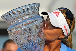 Anna Nordqvist slog till med årets första seger på LPGA-touren