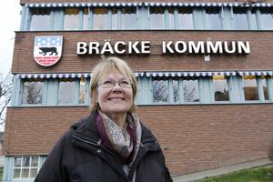Landsbygdens framtid ingår i den koalition som styr Bräcke kommun. Barbro Norberg, gruppledare, tycker att det är bra att det nystartade partiet rör om.