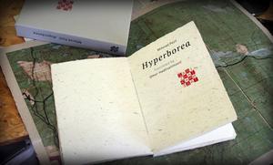 Milorad Pejics diktsamling Hyperborea har utkommit i en exklusiv engelsk samlarutgåva.
