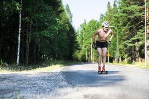 Mattias Vedin är en av åkarna som ska på träningsläger till USA.
