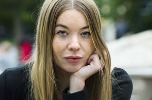 Karolina Ramqvist är en av gästerna i kulturpodden