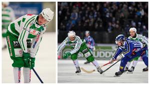 Finaldebutanten Robin Andersson hade gärna spelat om SM-finalen.