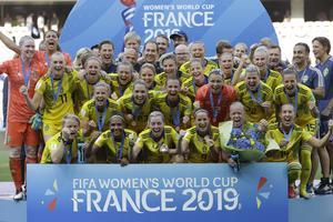 Kom ihåg de här hjältarna när du minns VM 2019 i Frankrike. Foto: Claude Paris / TT
