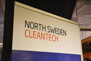 North Sweden Cleantech är en regional innovations- och exportplattform.
