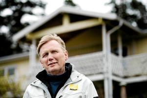 Roy Resare, rektor på Bergsåkers skola.