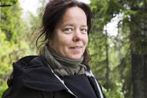 Malin Sahlin, ordförande i Åre Naturskyddsförening. Foto: Arkivbild