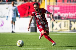 Gabriel Somi slog igenom på allvar i Östersunds FK och var med på lagets stora Europa League-äventyr innan han valde att flytta till New England Revolution i MLS.