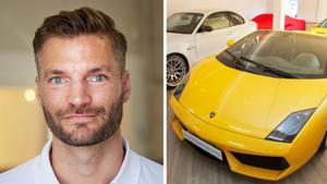 – Design, prestanda och extrautrustning är saker som gör att en speciell bilmodell blir klassisk,  säger Mattias Claus som startade firman Autorismo för två år sedan.