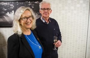 Innan pensioneringen i augusti höll advokaten Lars Lundkvist till i lokalen vid Postplan, där Mari Lundquist nu öppnar juristbyrå.