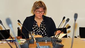 Ann-Louise Molin Östling (S), ordförande individ och familjenämnden, Västerås.