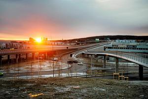 Sundsvallsbron. Foto: Jan Olby.