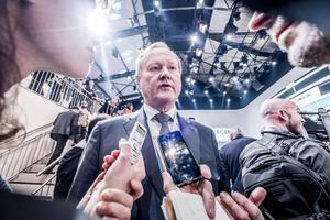 Leif Östling undrade vad fan han får för pengarna. Foto: Magnus Hjalmarson Neideman / SvD / TT