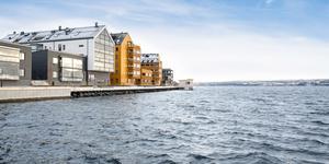 Bostadsrätten på Storsjöstråket toppar Hemnets klicklista vecka 45. Foto: Storsjömäklarna
