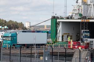 Nynäshamns hamn är en av de hamnar som kan få nykterhetskontroller, enligt Trafikverket.