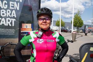 En av deltagarna är Cecilia Håkansson.