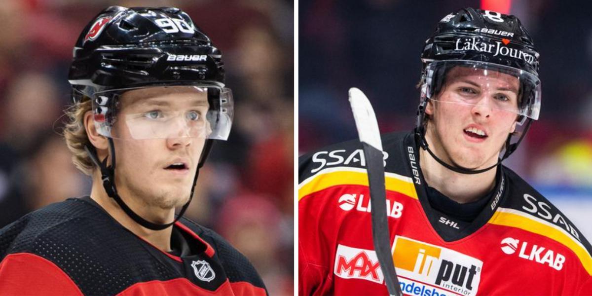 Två NHL-spelare aktuella för Timrå IK: