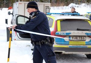 Två personer häktas för mordet i Ånge.