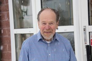 Jerry Harrysson (C) hoppas att kommunen köper in åtminstone en parcykel.