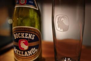 Bockens gjorde så klart också alkoholhaltiga drycker, men på slutet var det bara läskedrycker som framställdes på bryggeriet i Gustafsbro.