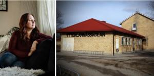 Vad kommer att hända med Ytterlännässkolan, undrar Madeléne Cotz.