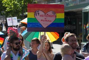 Söderhamn Pride.