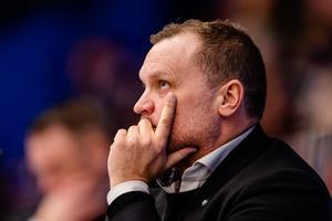 Magnus Sundquist var trots förlusten relativt nöjd. Bild: Jonas Ljungdahl / BILDBYRÅN