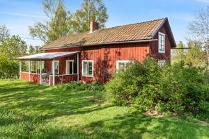 Det lilla torpet i Livsdal är veckans mest klickade. Foto: Patrik Persson