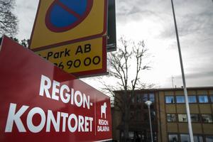 Regionkontoret Falun, Region Dalarna.