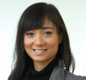 Camilla Strömberg (M) Regionråd i opposition.