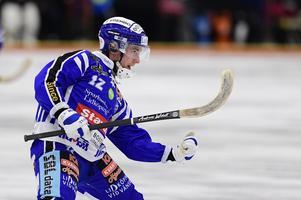 Tim Persson hoppas på att få spela sin tredje final med Villa Lidköping. Men först ska slutspelet klaras av.