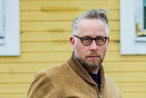 Författaren och skribenten Po Tidholm har besökt Horndal för Dagens Nyheters räkning.