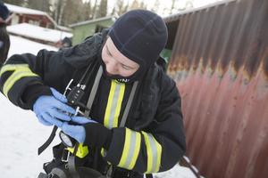 """""""Vi har så bra ledare och vi har så roligt här"""" säger Felicia Wesslen Hedqvist."""