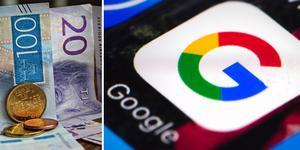 Google ska investera cirka 30 miljarder i datacenterverksamhet i Europa under de kommande två åren. Arkivbild. Foto: AP/TT