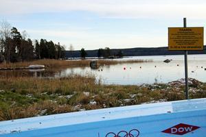 Sjön Tisaren är ett vattenskyddsområde och används som vattentäkt redan idag.