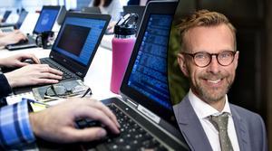 Fotomontage: TT/privat. Från 32 till 600 medarbetare – IT-bolag slås samman och byter namn: