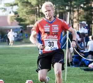 Jesper Lysell växlade upp direkt på första sträckan i 10-mila.