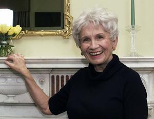 """Novellkonstens mästare Alice Munro anser att novellförfattaren Stig Dagerman skrev """"mycket starkt""""."""