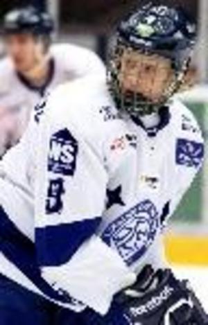 Säsongen 2012/2013 etablerade sig de la Rose på allvar i Hockeyallsvenskan och var med när laget tog sig upp till SHL.