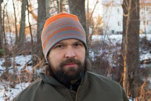 Viktor Kärvinge är engagerad i Sagåns vattenråd. Han ser gärna att även Sala kommun hoppar på och bidrar till projektet.