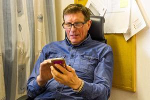 Centerns Stig Eng siktar på ytterligare fyra år som partiets toppkandidat i Nordanstig.