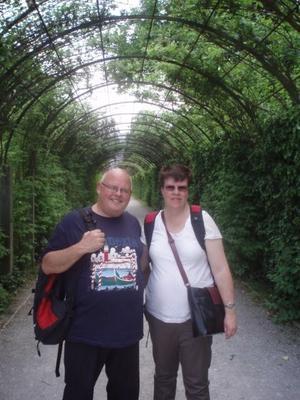 Ann-Katrin och Bernt Andersson.