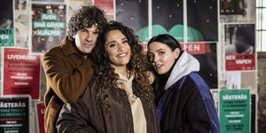 Daniel Hallberg, Farah Abadi och Miriam Bryant är årets programledare i