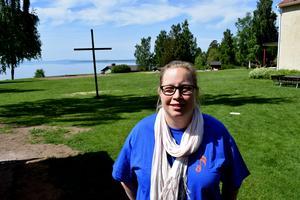 Vivi Boozon, Svenska kyrkans gosskörsförening ser fram emot att komma till Rättvik varje år.