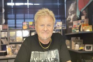 Stefan Grönlund. Foto: Anna Nilsson (arkiv)