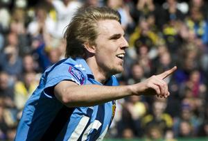 Johan Oremo – i Djurgården. Bild: Claudio Bresciani/TT